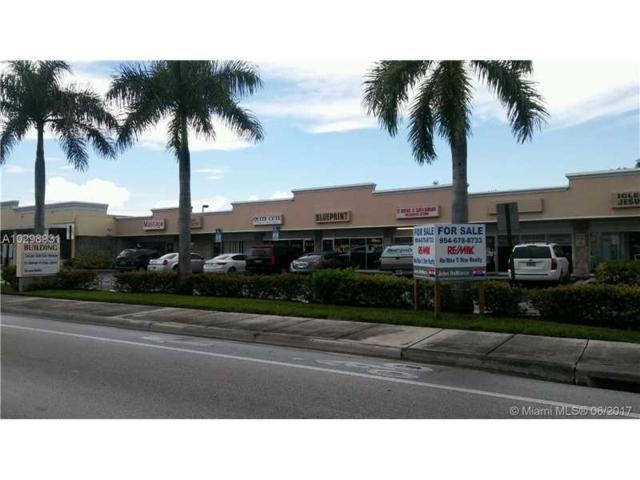 101 S State Road 7, Plantation, FL 33317 (MLS #A10298931) :: The Teri Arbogast Team at Keller Williams Partners SW