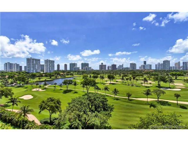 20335 W Country Club Dr #903, Aventura, FL 33180 (MLS #A10299662) :: RE/MAX Presidential Real Estate Group