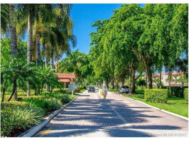 281 S Hollybrook Dr #308, Pembroke Pines, FL 33025 (MLS #A10316758) :: Castelli Real Estate Services