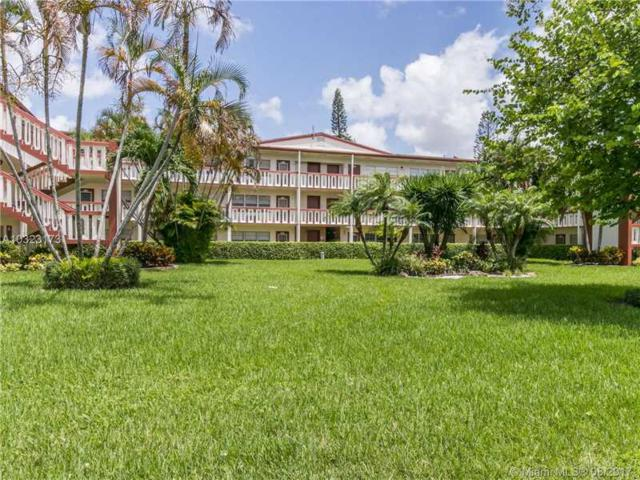 330 Brighton H #330, Boca Raton, FL 33434 (MLS #A10323173) :: The Riley Smith Group