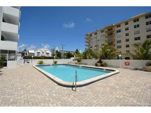 1701 S Ocean Dr #105, Hollywood, FL 33019 (MLS #A10331089) :: The Teri Arbogast Team at Keller Williams Partners SW