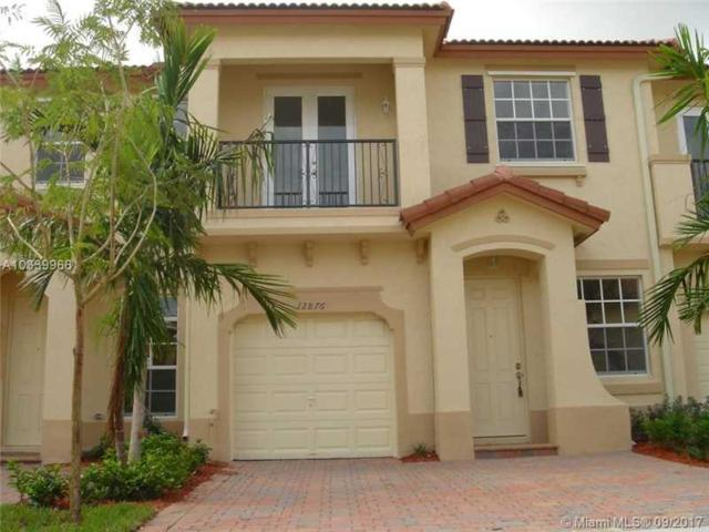 12876 SW 133 TERRACE #12876, Kendall, FL 33186 (MLS #A10339966) :: The Erice Team