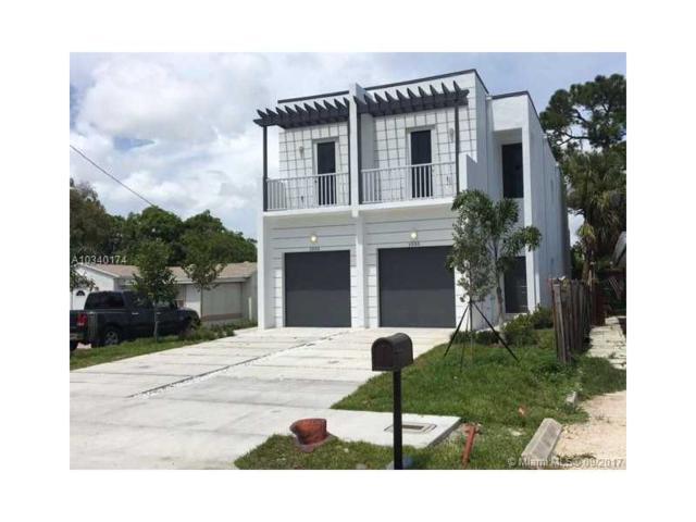 1035 NE 33rd St #1035, Oakland Park, FL 33334 (MLS #A10340174) :: Castelli Real Estate Services