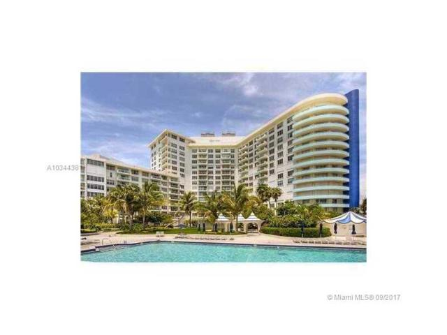 5151 Collins Ave #1727, Miami Beach, FL 33140 (MLS #A10344381) :: The Riley Smith Group