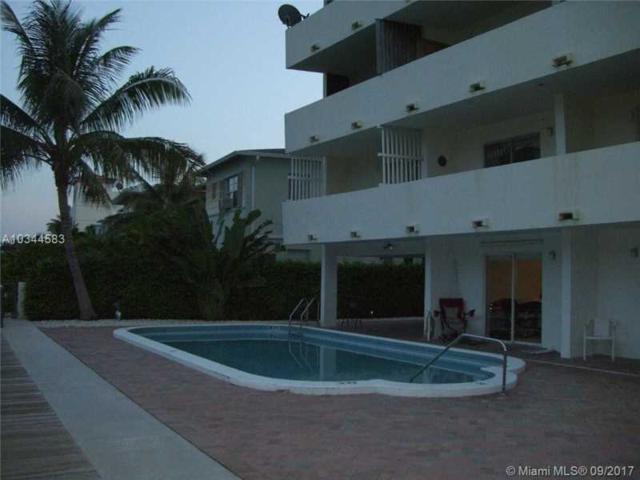 4011 N Meridian Ave #22, Miami Beach, FL 33140 (MLS #A10344583) :: Green Realty Properties