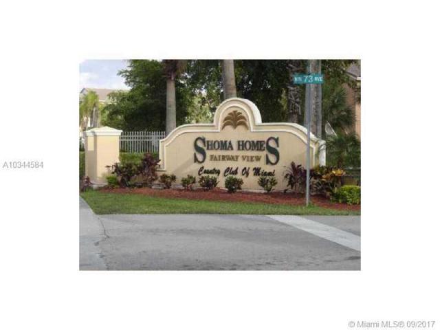 7090 NW 177 ST #103, Hialeah, FL 33015 (MLS #A10344584) :: Green Realty Properties