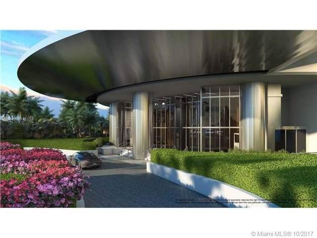 18555 Collins Ave #3305, Sunny Isles Beach, FL 33160 (MLS #A10348558) :: Berkshire Hathaway HomeServices EWM Realty
