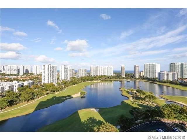 20420 NE 34th Ct #15, Aventura, FL 33180 (MLS #A10363978) :: Ray De Leon with One Sotheby's International Realty
