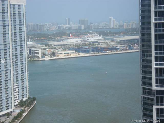 55 SE 6th St #3707, Miami, FL 33131 (MLS #A10367606) :: The Rose Harris Group