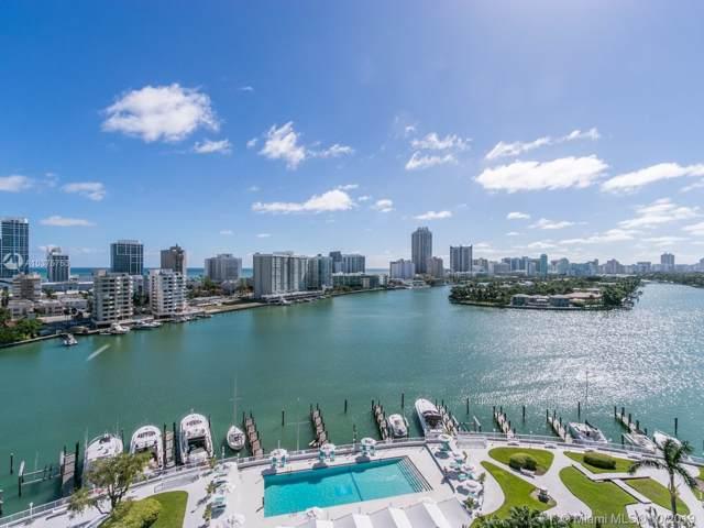 900 Bay Dr Ph02, Miami Beach, FL 33141 (MLS #A10375753) :: Laurie Finkelstein Reader Team