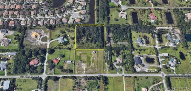 60 Sw Ct, Southwest Ranches, FL 33332 (MLS #A10378619) :: The Teri Arbogast Team at Keller Williams Partners SW