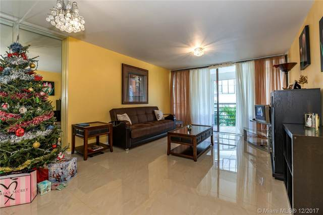 20500 W Country Club Dr #506, Aventura, FL 33180 (MLS #A10389206) :: The Howland Group