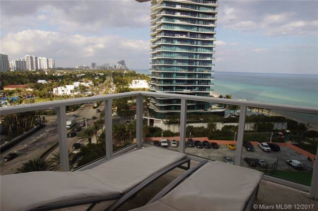 19333 Collins Ave #1104, Sunny Isles Beach, FL 33160 (MLS #A10390425) :: Castelli Real Estate Services