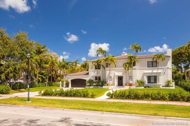 3711 Pine Tree Dr, Miami Beach, FL 33140 (MLS #A10422768) :: Re/Max PowerPro Realty
