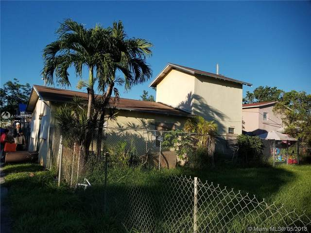 1911 NW 22nd Ave, Miami, FL 33125 (MLS #A10467870) :: The Teri Arbogast Team at Keller Williams Partners SW