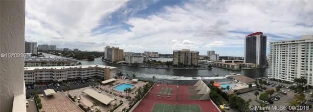 1865 S Ocean 11I, Hallandale, FL 33009 (MLS #A10471949) :: Berkshire Hathaway HomeServices EWM Realty