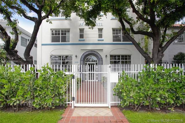 1008 Jefferson Ave #103, Miami Beach, FL 33139 (MLS #A10488093) :: Patty Accorto Team
