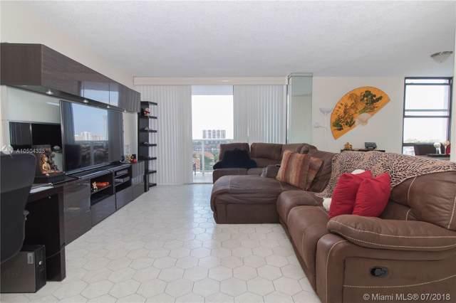 3675 Ncountry Club Dr #1101, Aventura, FL 33180 (MLS #A10504325) :: Berkshire Hathaway HomeServices EWM Realty
