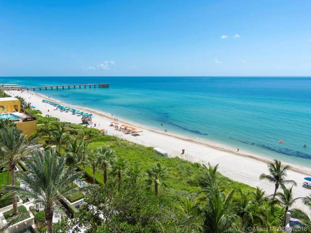 16051 Collins Ave #702, Sunny Isles Beach, FL 33160 (MLS #A10506790) :: The Teri Arbogast Team at Keller Williams Partners SW