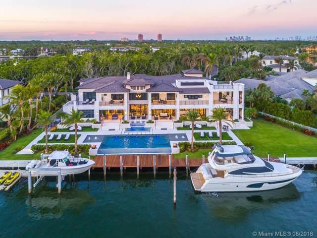 90 Leucadendra Dr, Coral Gables, FL 33156 (MLS #A10515403) :: Grove Properties