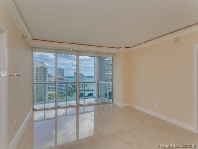 475 Brickell Av #1807, Miami, FL 33131 (MLS #A10519636) :: Patty Accorto Team