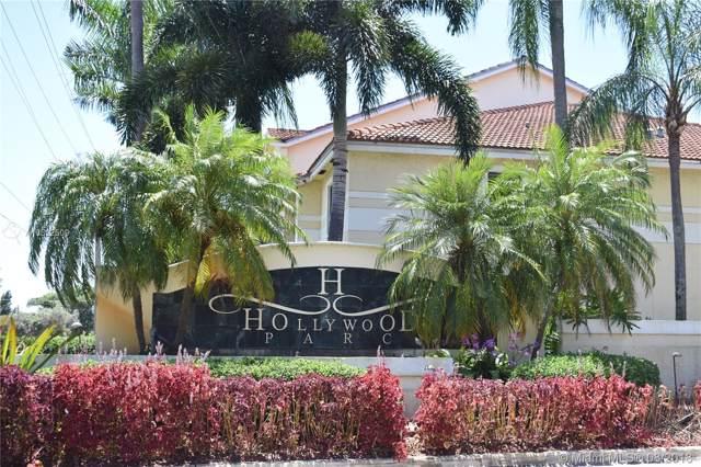 640 S Park Road 24-4, Hollywood, FL 33021 (MLS #A10522509) :: Patty Accorto Team