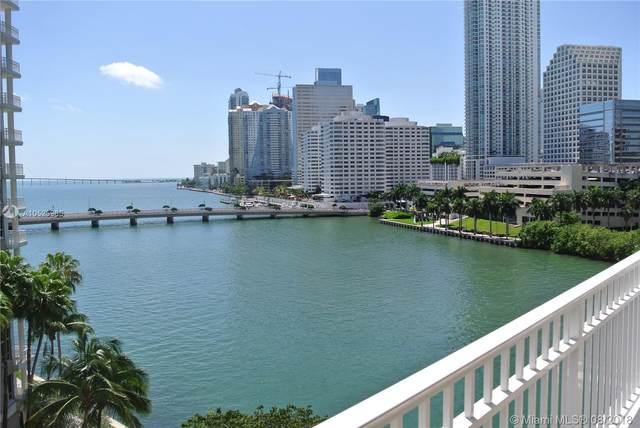 801 Brickell Key Blvd #703, Miami, FL 33131 (#A10525985) :: Posh Properties