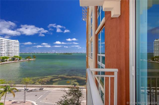 2000 N Bayshore Dr #522, Miami, FL 33137 (MLS #A10532842) :: Prestige Realty Group