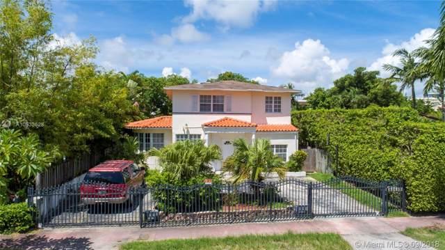 4560 Post Ave, Miami Beach, FL 33140 (MLS #A10533628) :: Albert Garcia Team