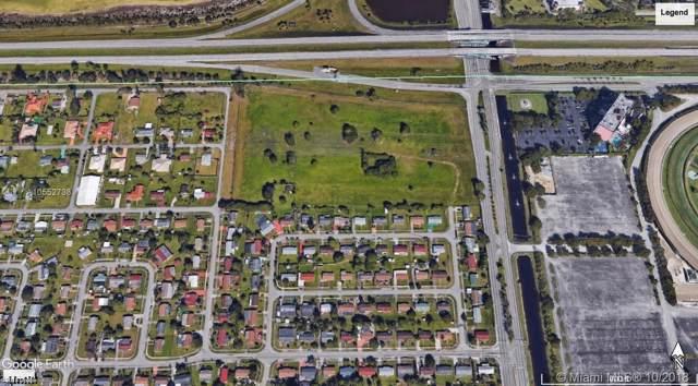2861 NW 213th St, Miami Gardens, FL 33056 (MLS #A10552738) :: Berkshire Hathaway HomeServices EWM Realty