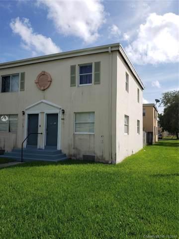 456 NW 85th St Rd #456, Miami, FL 33150 (MLS #A10552858) :: Berkshire Hathaway HomeServices EWM Realty