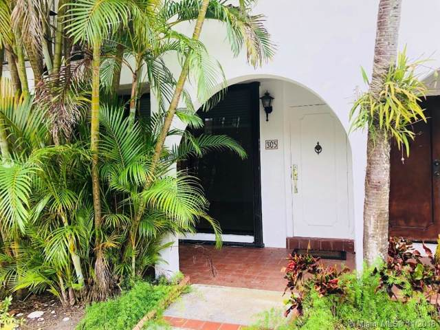 450 Grapetree Dr #305, Key Biscayne, FL 33149 (MLS #A10554199) :: Berkshire Hathaway HomeServices EWM Realty