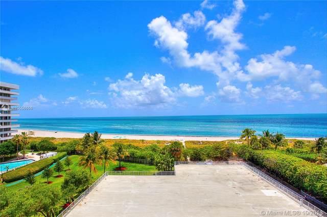199 Ocean Lane Drive #701, Key Biscayne, FL 33149 (MLS #A10556656) :: Prestige Realty Group