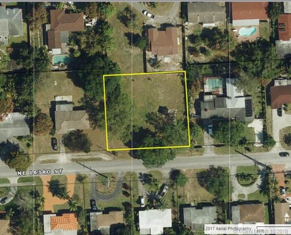 125 NE 163, Miami, FL 33162 (MLS #A10561572) :: Grove Properties