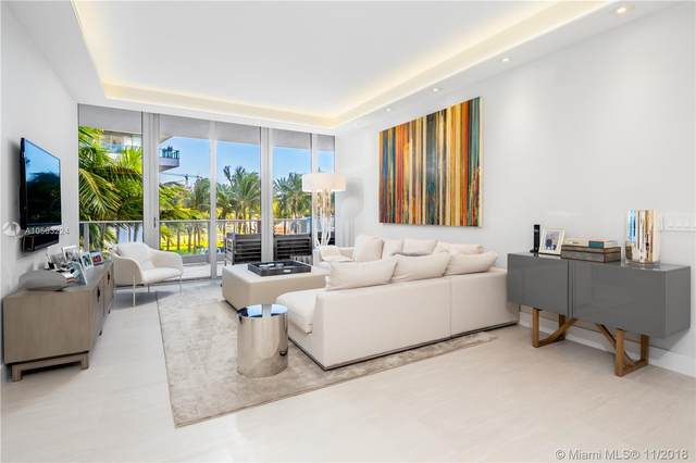 801 S Pointe Dr #202, Miami Beach, FL 33139 (MLS #A10563224) :: ONE Sotheby's International Realty