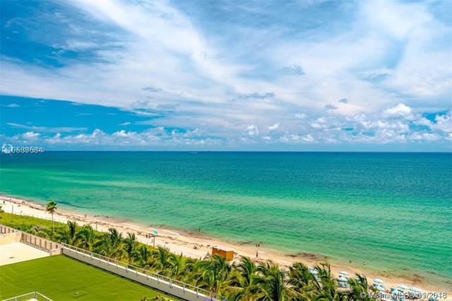 6801 Collins Ave #909, Miami Beach, FL 33141 (MLS #A10576770) :: Grove Properties