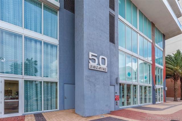 50 Biscayne Blvd #810, Miami, FL 33132 (MLS #A10582093) :: The Kurz Team