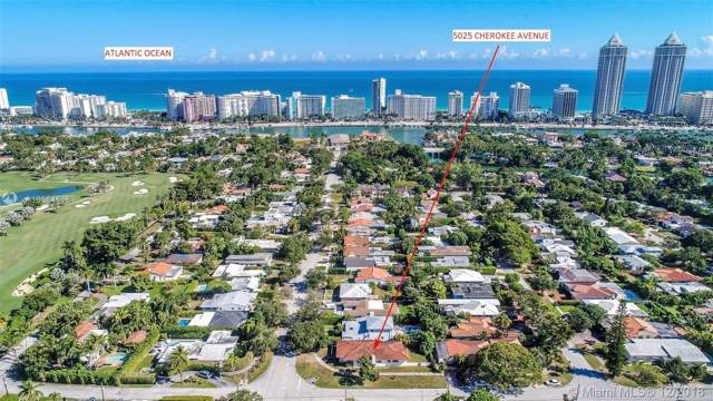 5025 Cherokee Ave, Miami Beach, FL 33140 (MLS #A10584616) :: Castelli Real Estate Services