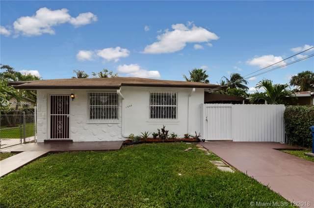 1500 NE 147th St, Miami, FL 33161 (MLS #A10585940) :: Grove Properties