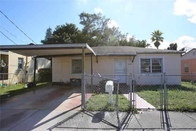 1468 NW 43rd St, Miami, FL 33142 (MLS #A10596227) :: Grove Properties