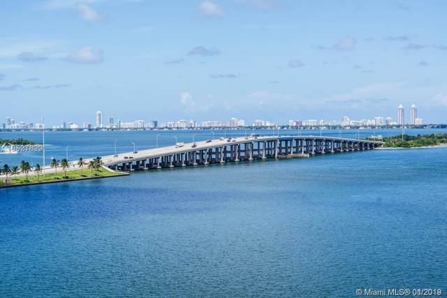 3131 NE 7 Avenue #4502, Miami, FL 33137 (MLS #A10596907) :: Castelli Real Estate Services