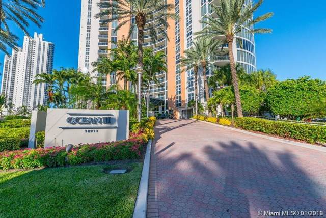 18911 Collins Ave #1603, Sunny Isles Beach, FL 33160 (MLS #A10597338) :: Green Realty Properties