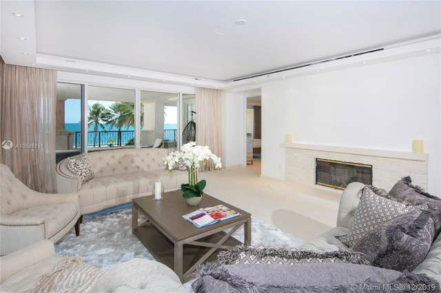 7621 Fisher Island Dr #7621, Miami Beach, FL 33109 (MLS #A10598211) :: Ray De Leon with One Sotheby's International Realty