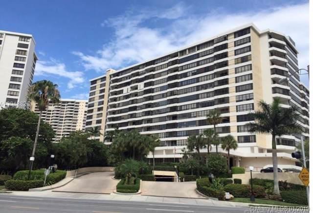 500 Three Islands Blvd #109, Hallandale Beach, FL 33009 (MLS #A10599150) :: Berkshire Hathaway HomeServices EWM Realty