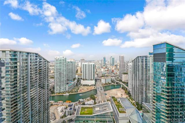 45 SW 9 ST #4709, Miami, FL 33130 (MLS #A10601251) :: The Adrian Foley Group