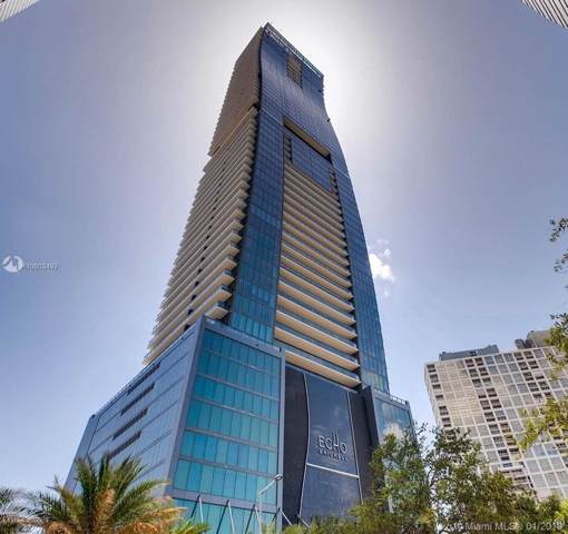 1451 Brickell Ave #5302, Miami, FL 33131 (MLS #A10603492) :: Berkshire Hathaway HomeServices EWM Realty