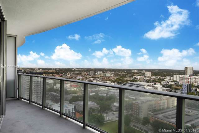 488 NE 18th St #2503, Miami, FL 33132 (MLS #A10605385) :: The Pearl Realty Group