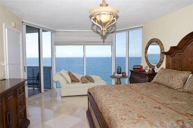 17555 Collins Ave #2003, Sunny Isles Beach, FL 33160 (#A10605657) :: Posh Properties