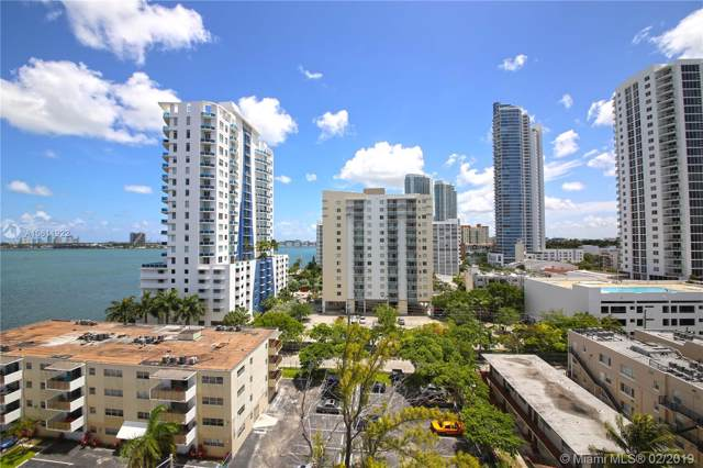 601 NE 23 ST #1103, Miami, FL 33137 (MLS #A10611922) :: Patty Accorto Team