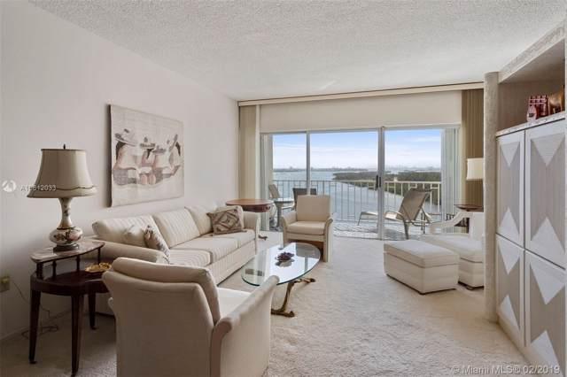 300 Bayview Dr #1508, Sunny Isles Beach, FL 33160 (MLS #A10612033) :: Grove Properties
